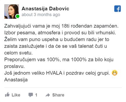 Anastasija Dabovic