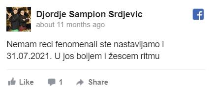 Djordje Sampion Srdjevic
