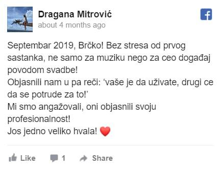 Dragana Mitrovic