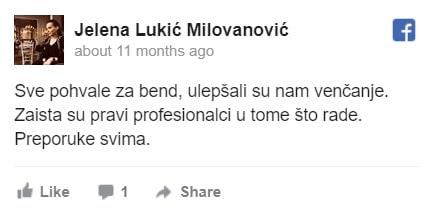 Jelena Lukic Milovanovic