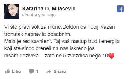 Katarina D. Milasevic