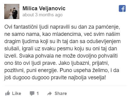 Milica Veljanovic