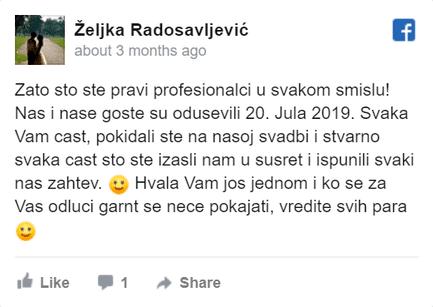 Zeljka Radosavljevic
